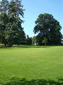 Parc du thabor wikimonde for Creation jardin anglais