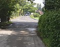 The B2026 at this point follows the ancient Roman road - geograph.org.uk - 963051.jpg