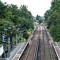 The Bexleyheath line at Falconwood - geograph.org.uk - 986556.jpg