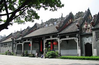 Lingnan architecture