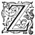 The Coming Race, etc - Letter Z.png