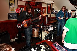 The Deep Dark Woods - Baba's Lounge, Charlottetown, PIE, CA, 2009-11-13 00.24.04 (by Martin Cathrae).jpg
