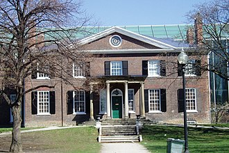 The Grange (Toronto) - The Grange in 2005