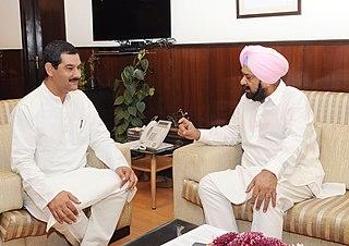 Jitendra Singh (politician, born 1971) Indian politician