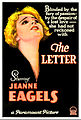 The Letter poster 1929.jpg