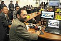 The Minister of State for Minority Affairs (Independent Charge) and Parliamentary Affairs, Shri Mukhtar Abbas Naqvi launching the trilingual website of Haj Committee of India, in New Delhi on December 20, 2016.jpg