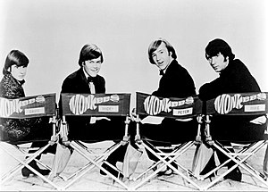 The Monkees - The Monkees' chairs