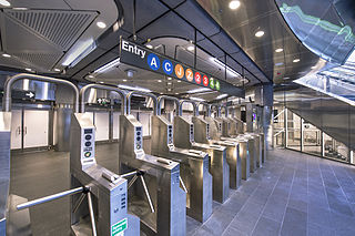 Fulton Street station (New York City Subway) New York City Subway station complex in Manhattan