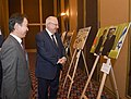 The President of Israel, Reuven Rivlin, together with the Japanese Ambassador to Israel, Koji Tomita, attended the 65th anniversary of the relations between Israel and Japan. (3341).jpg