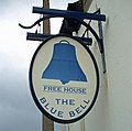 The Sign of the Blue Bell - geograph.org.uk - 727070.jpg