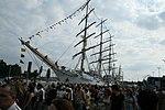 """The Tall Ships Races 2007 - """"Dar Młodzieży"""" (1284107833).jpg"""