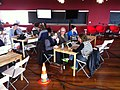 The Value of FreeKnowledge-Wikipedia Workshop and debate at CCCB (21).JPG