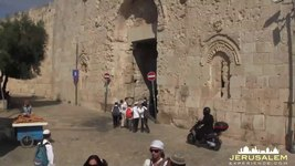 ملف:The Zion Gate in Jerusalem.ogv