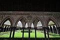 The cloister - Mont St Michel (32923696815).jpg