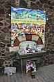 The station fountain - Well Dressing 2010.jpg