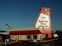 List Of Chicken Restaurants Wikipedia