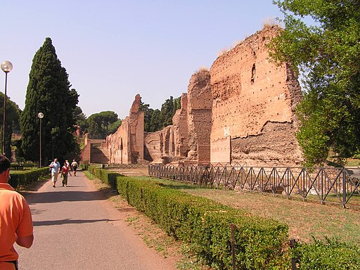 Thermes de Caracalla 002