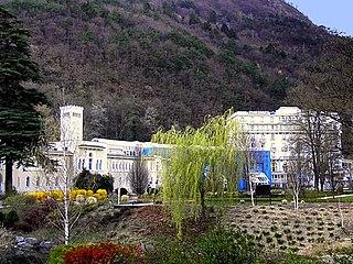 La Léchère Commune in Auvergne-Rhône-Alpes, France
