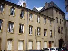 Thionville - 2 cours du château