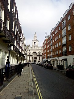 Half Moon Street, London street in City of Westminster, United Kingdom