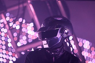 Thomas Bangalter - Bangalter performing in November 2006