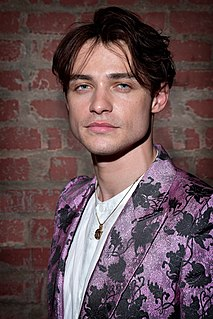 Thomas Doherty (actor) Scottish actor and singer