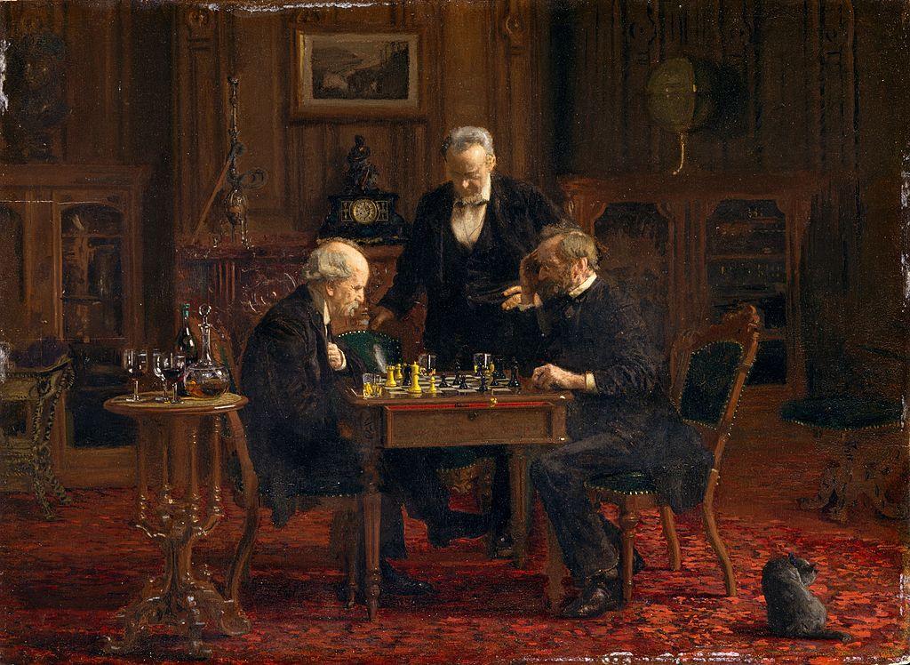 Thomas Eakins - The Chess Players.jpg