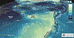 Three-dimensional model of the seafloor terrain near the Wharton Basin.jpg