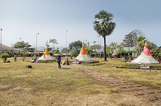 Sangkhla Buri District District in Kanchanaburi, Thailand