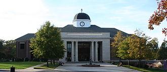 Anderson University (South Carolina) - Thrift Library