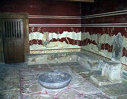 Salle du trône du Palais