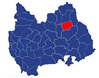 Thurles (Roman Catholic parish) - Location of Thurles Roman Catholic parish within Roman Catholic diocese of Cashel and Emly