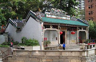 Tin Hau temples in Hong Kong