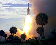 Titan 3E-Centaur launches with Viking 1