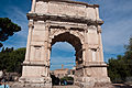 Titus' Arch, Rome, 7 Sept. 2011 - Flickr - PhillipC.jpg