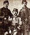 Titus Dunka and comrades, 1870.jpg