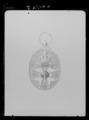 Tjänstetecken, Svärdsorden, för civil tjänsteman vid Kungl. Maj-ts orden (avlagt 1860-0-427) - Livrustkammaren - 19887.tif