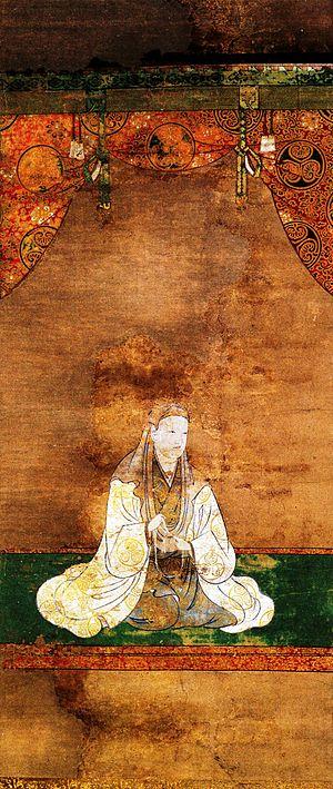 Tokuhime (Tokugawa) - Toku-Hime after taking tonsure