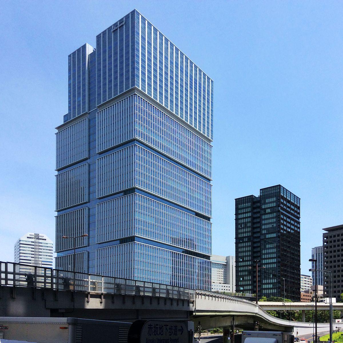 Tokyo Garden Terrace Wikipedia