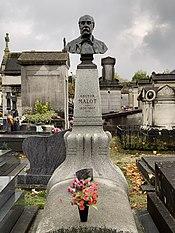 Tombe Hector Malot Cimetière Fontenay Bois 3.jpg