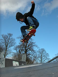 スケートボード's relation image