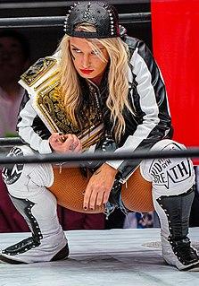 Toni Storm Australian professional wrestler