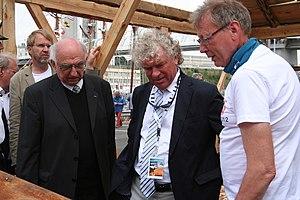 Tonnerres de Brest 2012 - 120716-022 village Norvège.JPG