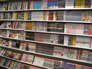 <i>Tankōbon</i> Japanese term for a complete book or single manga volume