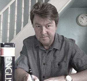 Tony Barrell (journalist) - Tony Barrell in July 2015