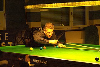 Tony Drago - Drago playing during the Swiss Open in 2005.