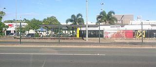 Toombul bus interchange