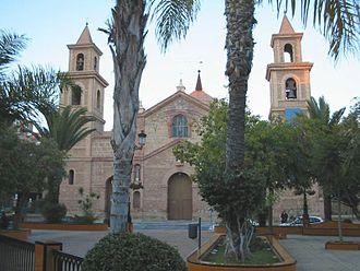 Torrevieja - Iglesia Arciprestal de la Inmaculada Concepción