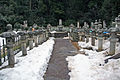 Tottori feudal lord Ikedas cemetery 043.jpg