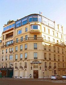 The Tour D Argent Restaurant Paris